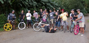A Sunday Ride In Manoa (51 images)