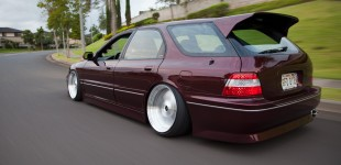 Featured: Lance's Accord Wagon (40 images)